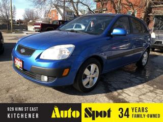 Used 2007 Kia Rio Rio5 EX/RECENT TRADE -IN/PRICED-QUICK SALE! for sale in Kitchener, ON