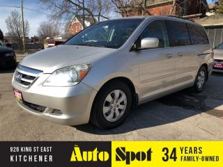 Used 2007 Honda Odyssey EX/LOADED/LOW, LOW KMS!/PRICED-QUICK SALE! for sale in Kitchener, ON