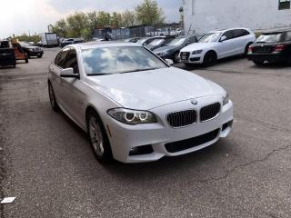 Used 2013 BMW 5 Series 528i xDrive! M SPORT! for sale in Scarborough, ON