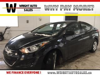 Used 2016 Hyundai Elantra GL|LOW MILEAGE|AIR CONDITIONING|38,250 KM for sale in Cambridge, ON