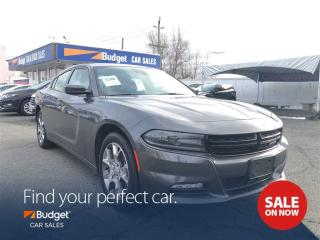 Used 2017 Dodge Charger Navigation, All Wheel Drive, Leather Seating for sale in Vancouver, BC
