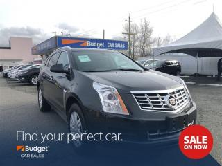 Used 2014 Cadillac SRX Radar Assist Parking, Glove Soft Leather, Low Kms for sale in Vancouver, BC