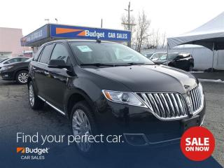 Used 2015 Lincoln MKX Blind Spot Detection, Low Kms, Navigation for sale in Vancouver, BC