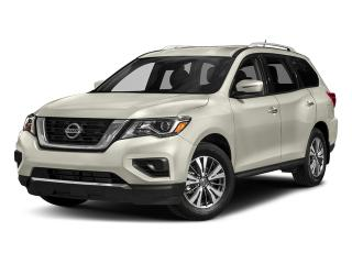 New 2018 Nissan Pathfinder Midnight Edition V6 4x4 at for sale in Mississauga, ON