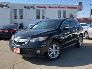 Used 2014 Acura RDX Tech Pkg for sale in Mississauga, ON