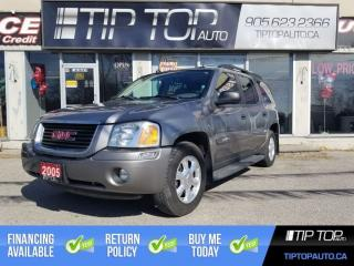 Used 2005 GMC Envoy SLE ** 7 Passenger, DVD Player, Low Km's ** for sale in Bowmanville, ON
