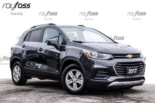 Used 2017 Chevrolet Trax LT Air My Link Rear Cam for sale in Thornhill, ON