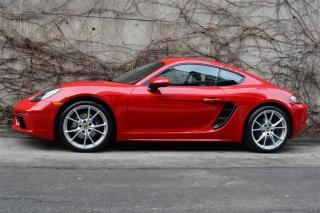 Used 2017 Porsche 718 Cayman - for sale in Vancouver, BC