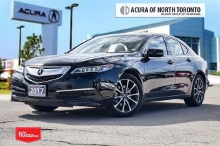 Used 2017 Acura TLX 3.5L SH-AWD Accident Free|Less Than 12000KMS for sale in Thornhill, ON