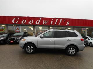 Used 2009 Hyundai Santa Fe GL! HEATED LEATHER SEATS! SUNROOF! for sale in Aylmer, ON