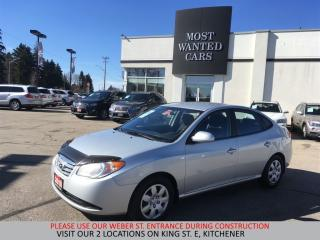 Used 2010 Hyundai Elantra GL | HEATED SEATS | NO ACCIDENTS for sale in Kitchener, ON