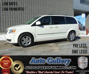 Used 2010 Dodge Grand Caravan SXT *Low Price! for sale in Winnipeg, MB