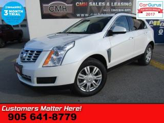 Used 2014 Cadillac SRX POWER GROUP BLUETOOTH HEATED SEATS SIRIUSXM for sale in St Catharines, ON