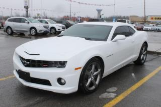 Used 2013 Chevrolet Camaro 2SS for sale in Carleton Place, ON