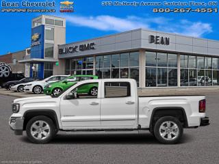 New 2018 GMC Sierra 1500 SLT for sale in Carleton Place, ON