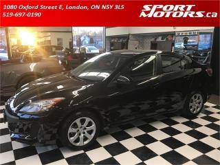 Used 2013 Mazda MAZDA3 GX for sale in London, ON