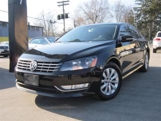 Used 2015 Volkswagen Passat 2.0 TDI DIESEL ~ 123KMS ~ ONE OWNER ~ AUTOMATIC for sale in Burlington, ON