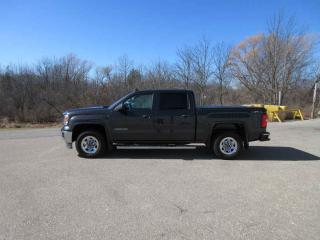 Used 2015 GMC SIERRA 1500 CREW 4X4 for sale in Cayuga, ON