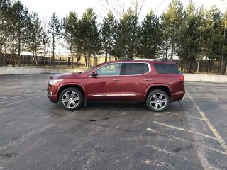 Used 2017 GMC Acadia Denali AWD for sale in Cayuga, ON