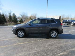 Used 2015 Jeep CHEROKEE NORTH 4X4 for sale in Cayuga, ON