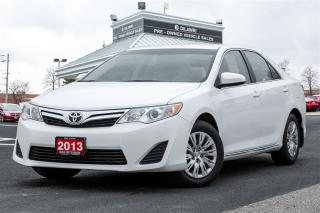 Used 2013 Toyota Camry LE   BACKUP CAMERA   BLUETOOTH   for sale in Mississauga, ON