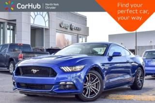 Used 2017 Ford Mustang GT|Nav|Bluetooth|Sat|Backup_Cam|Heat Frnt.Seats|SHAKER Audio for sale in Thornhill, ON