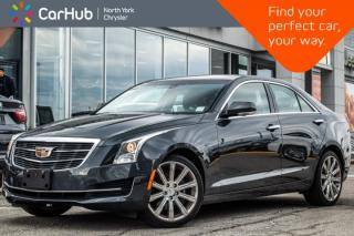 Used 2015 Cadillac ATS Sedan Luxury AWD|Cold Wthr.,Sun&Sound Pkgs|BOSE|17