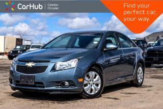 Used 2012 Chevrolet Cruze LT|R-Start|Pwr windows|Power Locks|Keyless Entry for sale in Bolton, ON