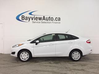 Used 2015 Ford Fiesta - 1.6L|5 SPEED|SYNC|A/C|BUDGET BUDDY! for sale in Belleville, ON