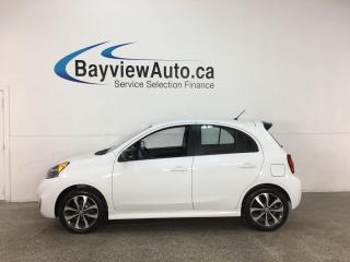 Used 2015 Nissan Micra SR - AUTO! A/C! CRUISE! PWR GROUP! for sale in Belleville, ON
