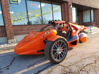 Used 2017 Campagna T-REX 16-S Akrapovic Exhaust, saddle bags, carbon kit, 3M for sale in Woodbridge, ON