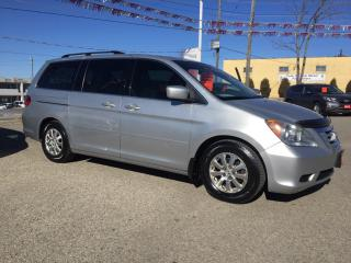 Used 2010 Honda Odyssey EX-L Sold Pending Customer Pick Up...8 Passenger, Power Sliding Doors and More! for sale in Waterloo, ON