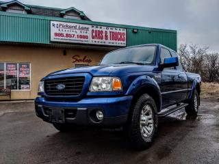 Used 2009 Ford Ranger XL 4X4!! 5 SPEED MANUAL!! for sale in Bolton, ON