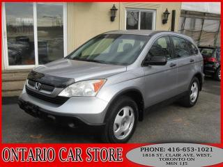 Used 2008 Honda CR-V LX 4WD !!!NO ACCIDENTS!!! for sale in Toronto, ON