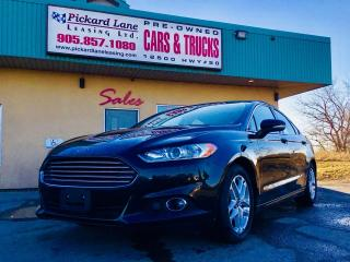 Used 2013 Ford Fusion SE $89.28 BI WEEKLY! $0 DOWN for sale in Bolton, ON