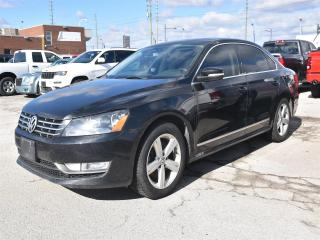 Used 2013 Volkswagen Passat 2.0 TDI  LEATHER,SUNROOF, DIESEL !!! for sale in Concord, ON