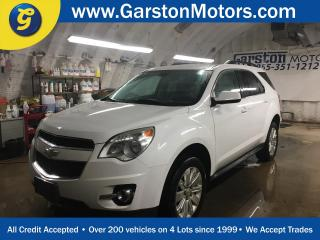 Used 2011 Chevrolet Equinox 1LT*KEYLESS ENTRY w/REMOTE START*PHOME CONNECT*ECO MODE*POWER WINDOWS/LOCKS/HEATED MIRRORS*TRACTION CONTROL*CLIMATE CONTROL*FOG LIGHTS* for sale in Cambridge, ON