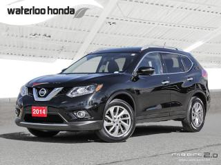 Used 2014 Nissan Rogue SL Bluetooth, Back Up Camera, Navigation, and More! for sale in Waterloo, ON