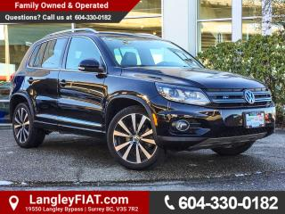 Used 2014 Volkswagen Tiguan Highline B.C OWNED! for sale in Surrey, BC