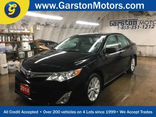 Used 2014 Toyota Camry XLE*NAVIGATION*LEATHER*BACK UP CAMERA*BLIND SPOT SENSOR*POWER SUNROOF*LEATHER*PHONE CONNECT*POWER HEATED FRONT SEATS* for sale in Cambridge, ON
