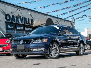 Used 2015 Volkswagen Passat 2.0 TDI Comfortline for sale in Oakville, ON