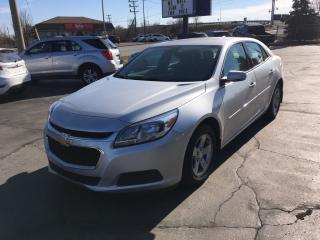 Used 2016 Chevrolet Malibu Limited 1FL for sale in Brantford, ON