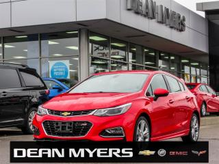 Used 2017 Chevrolet Cruze Premier for sale in North York, ON