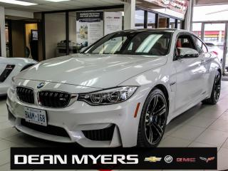 Used 2016 BMW M4 for sale in North York, ON