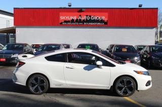 Used 2014 Honda Civic COUPE 2dr Man Si for sale in Surrey, BC