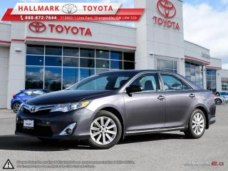 Used 2014 Toyota Camry 4-door Sedan XLE 6A (2) for sale in Mono, ON