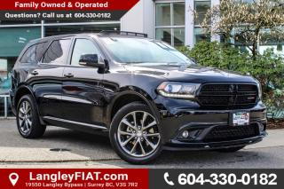 Used 2017 Dodge Durango GT NO ACCIDENTS, B.C OWNED for sale in Surrey, BC