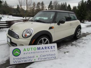 Used 2011 MINI Cooper Base for sale in Surrey, BC