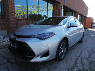 Used 2017 Toyota Corolla LE Upgrade, Sunroof, Alloys, Safety P for sale in Woodbridge, ON