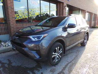 Used 2017 Toyota RAV4 LE Adaptive Cruise, Safety Package for sale in Woodbridge, ON
